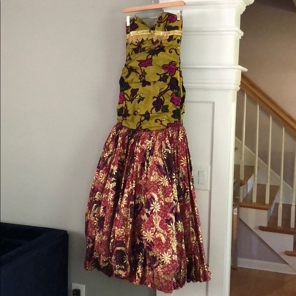 Ankara Dresses & Skirts - African Ankara dress